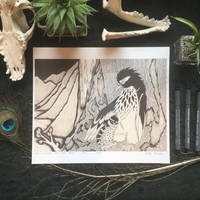 FOR SALE - The Hunter and the Prey - Print