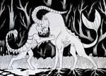 Scorpio and Capricorn