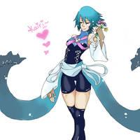 Aqua by kairidesu