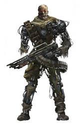 Terminator by Trufanov