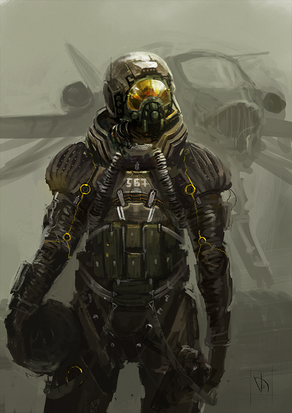 Pilot by ~Trufanov