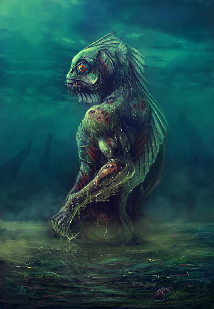 Dagon by Trufanov