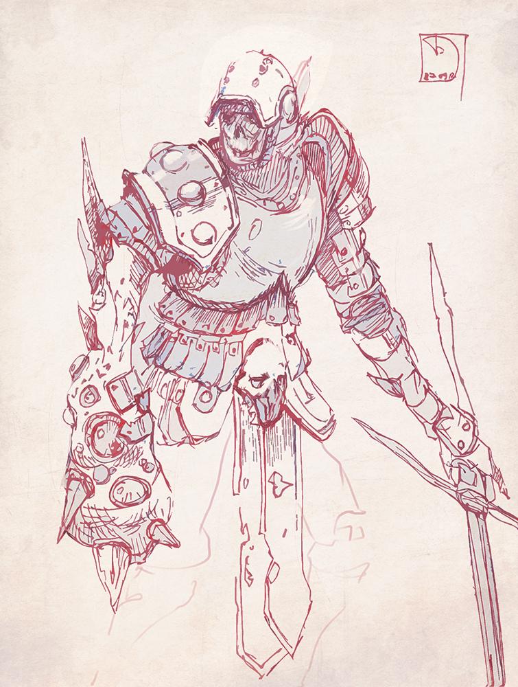 Knight by Trufanov