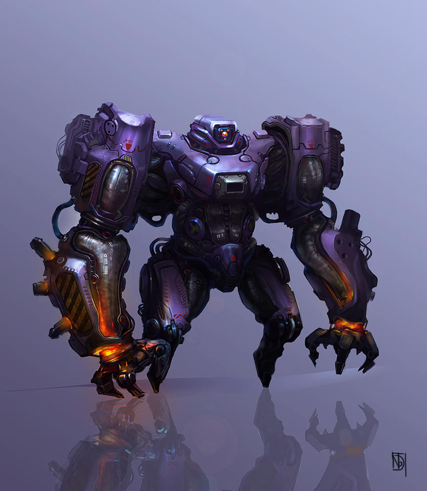 Bigbot by Trufanov