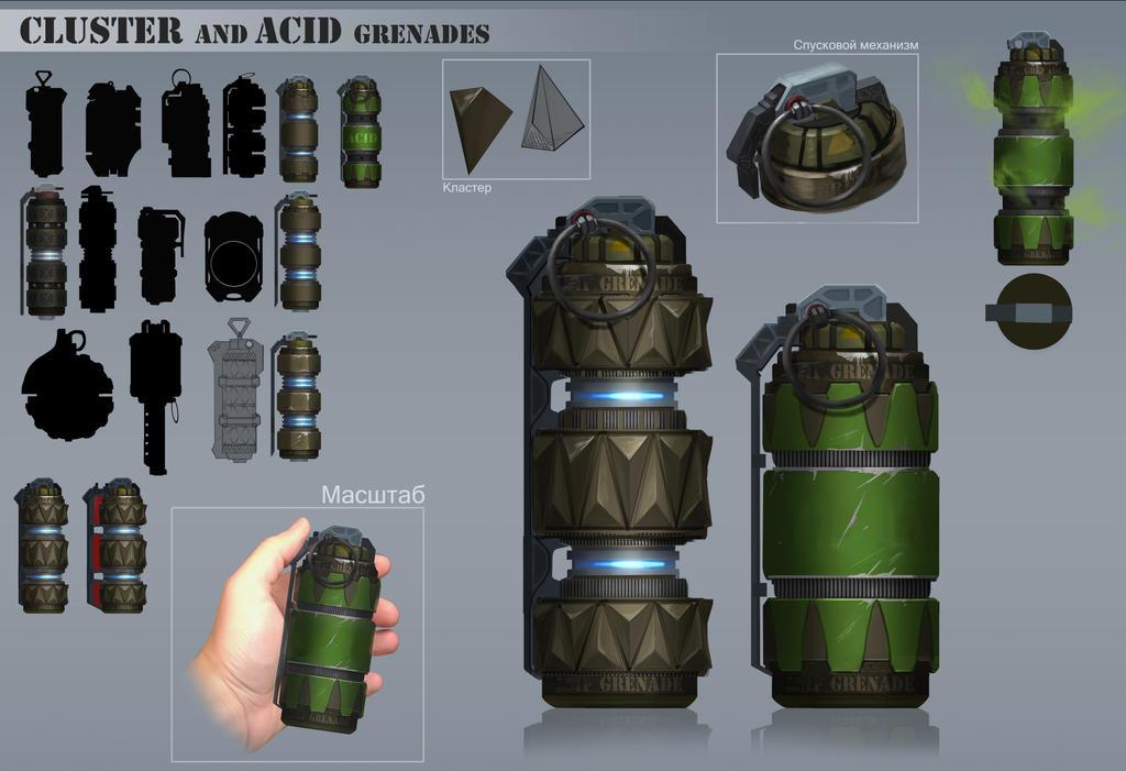 grenades by Trufanov