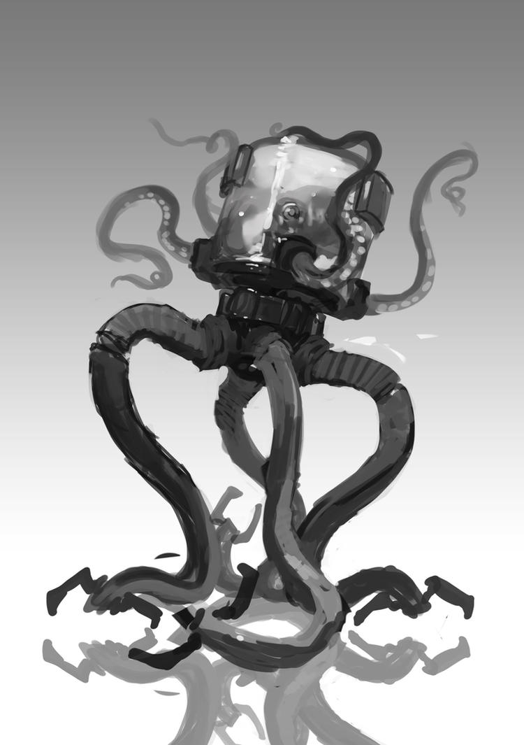 Octo-bot by Trufanov