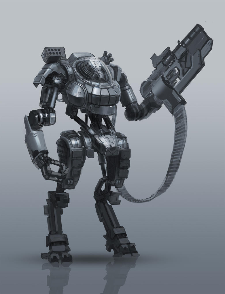 Cyborg by Trufanov