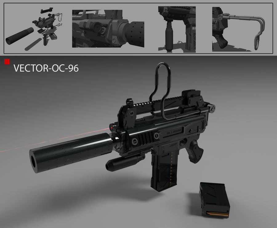 gun by Trufanov