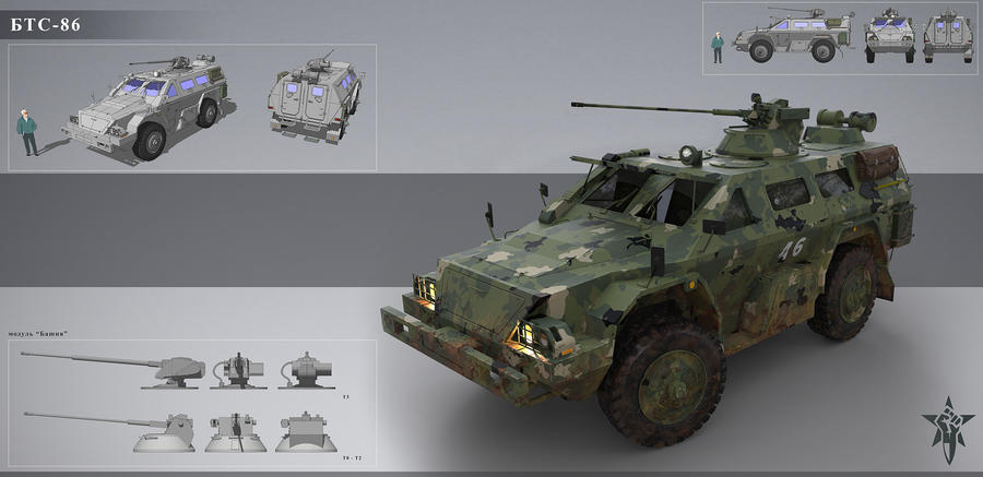 Old Dodge Ram >> Military Vehicle by Trufanov on DeviantArt