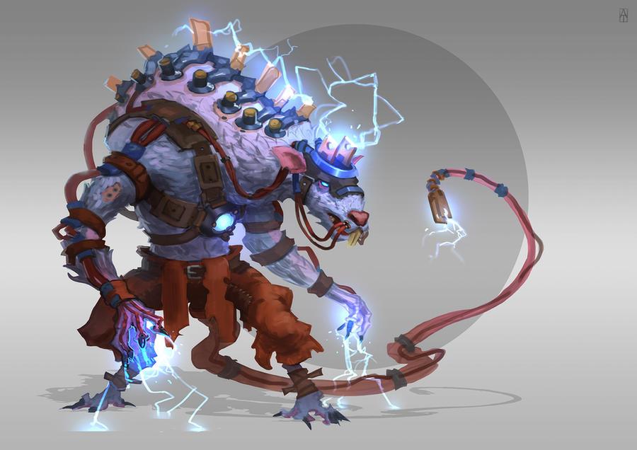 Ratman Electro by Trufanov