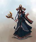 Dark Priestess