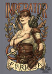 AVE FURIOSA by Medusa-Dollmaker
