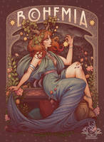 BOHEMIA by Medusa-Dollmaker