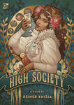 HIGH SOCIETY cover game by Reiner Knizia