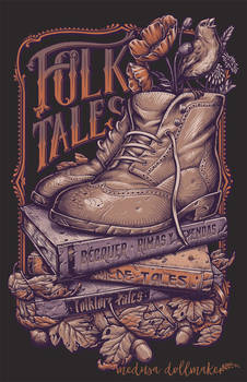FOLK TALES PURPLE