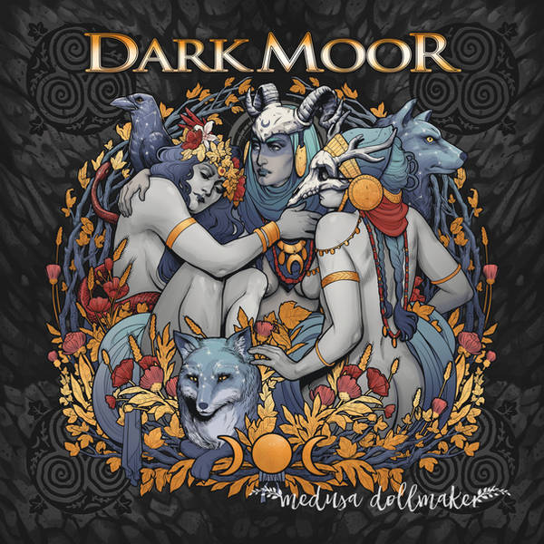 DARK MOOR ORIGINS COVER by Medusa-Dollmaker