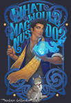MAGNUS BANE - Official Shadowhunters commision