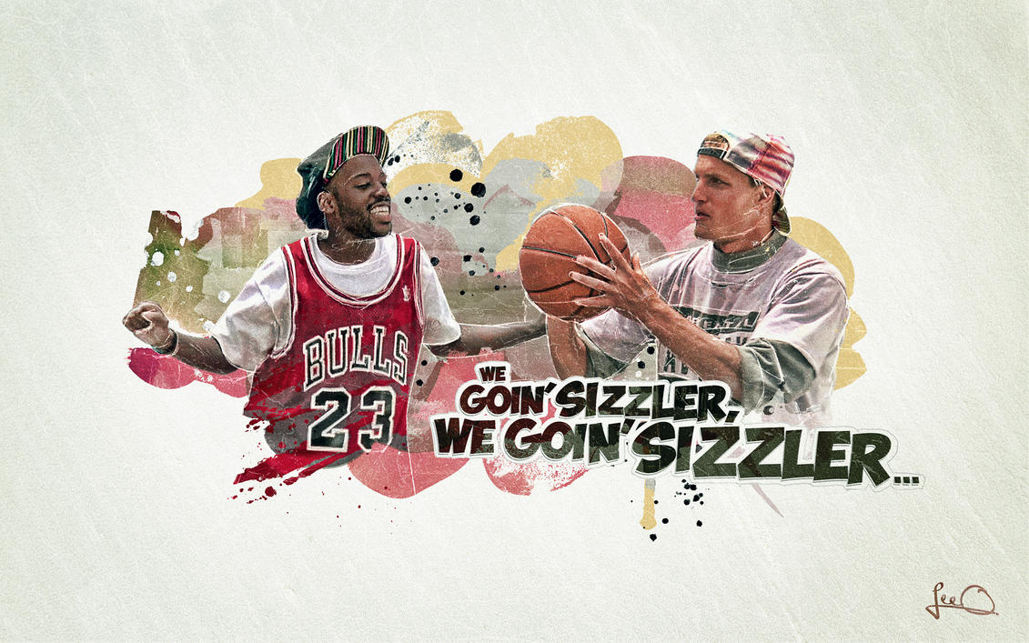 White Men Can't Jump Wallpaper by skythlee