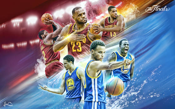 NBA Finals 2015 Wallpaper
