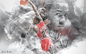 Michael Jordan Wallpaper by skythlee