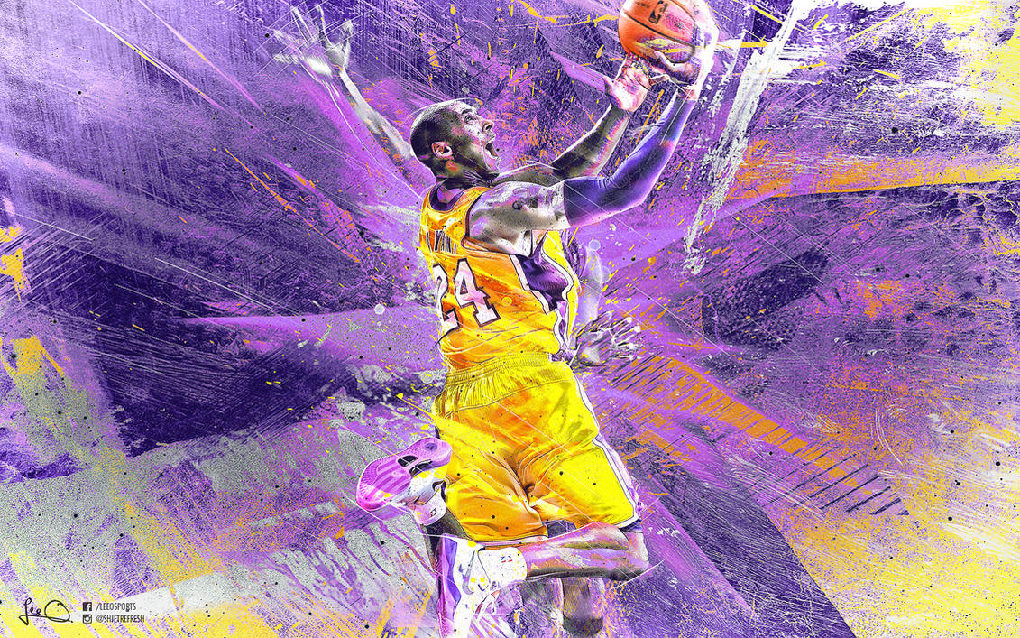 Kobe Bryant Wallpaper 3.0 by skythlee
