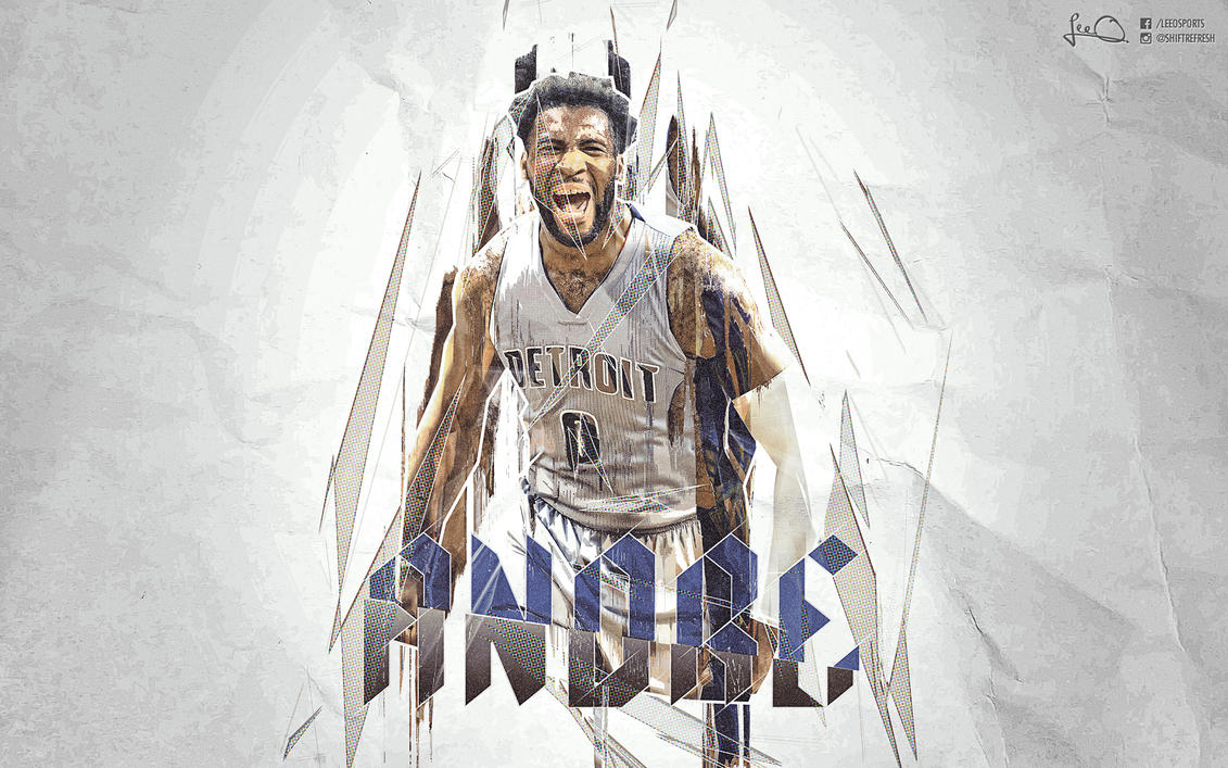 andre drummond wallpaper
