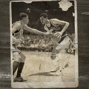 George Gervin vs Kevin Durant Photograph
