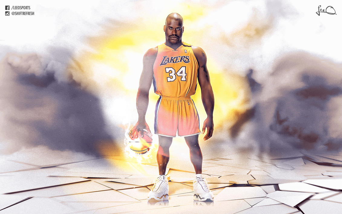 Shaquille O Neal New Shoes