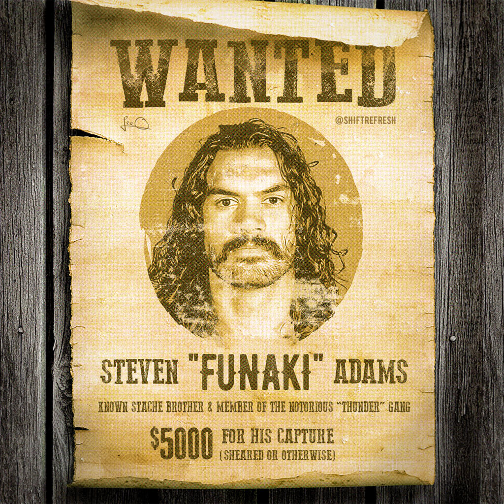 Buy Here Pay Here Okc >> Steven Adams WANTED NBA Poster by skythlee on DeviantArt