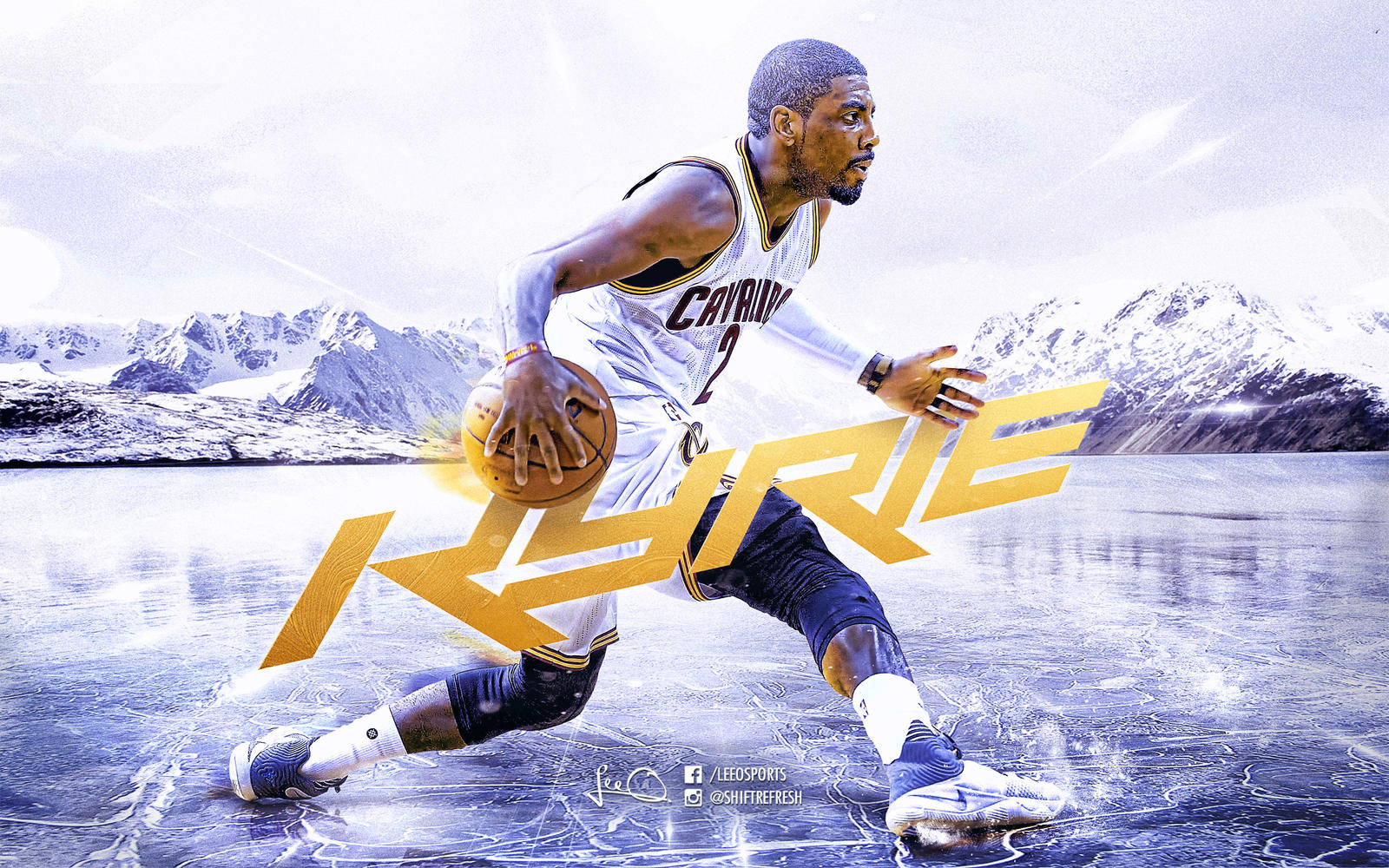 Kyrie Irving NBA Wallpaper 4.0 by skythlee on DeviantArt