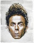 Cosmo Kramer Seinfeld Fan Art