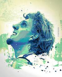 Dirk Nowitzki NBA Poster / Wallpaper