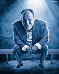 Tony Soprano Tribute Art by skythlee