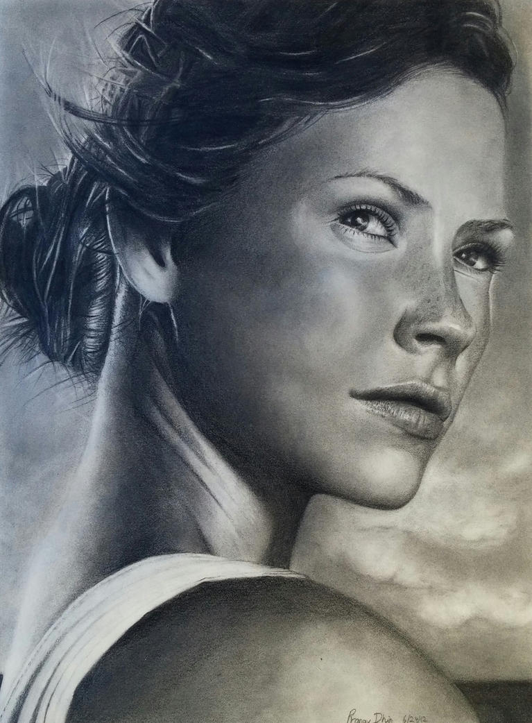 Evangeline Lilly (Kate from Lost) by prod44