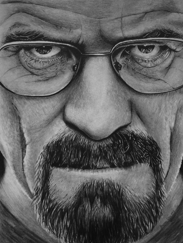 Walt From Breaking Bad By Prod44 On DeviantArt