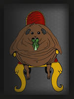 Queen Fat by brain-err0r