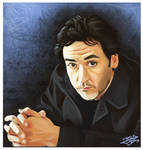 John Cusack by JamesChew