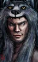 Bad Wolf by AranzazuFernandez