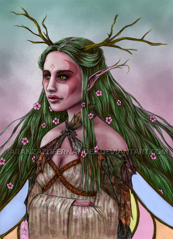 Mother Earth by AranzazuFernandez