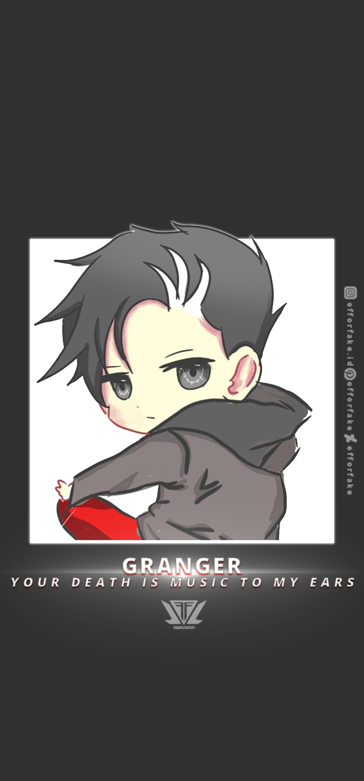 Granger Chibi White Mlbb Wallpaper By Efforfake On Deviantart