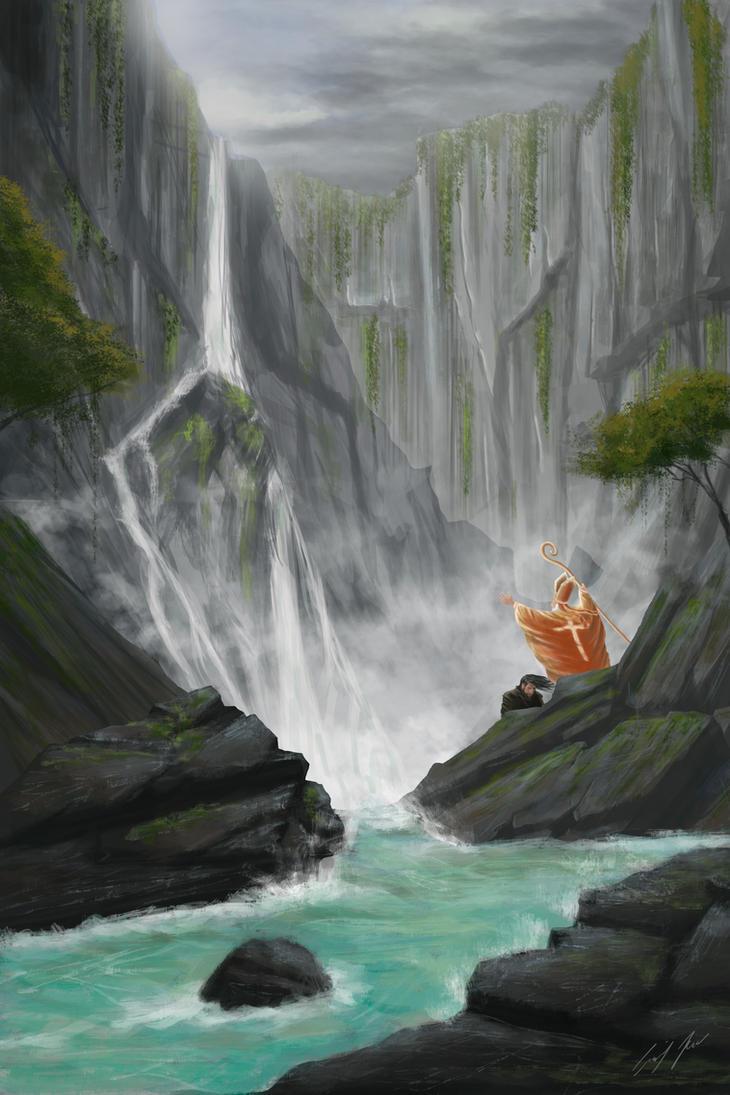 The Baptism at the Savica by JG1723