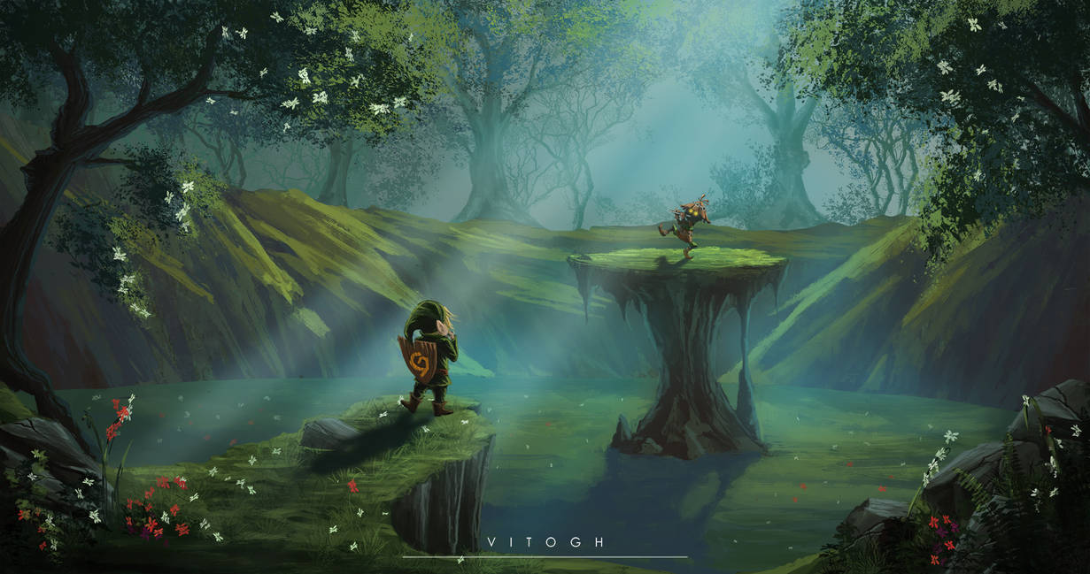 Lost Woods by VITOGH