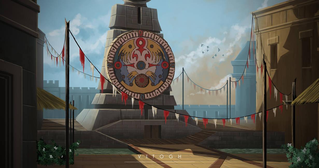 Legend of Zelda: Days in Clock Town by VITOGH