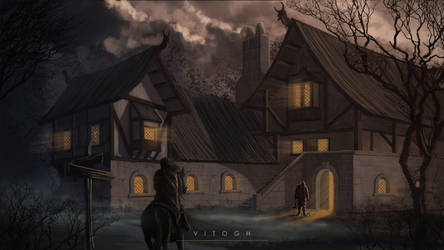 Black Horse's Inn by VITOGH