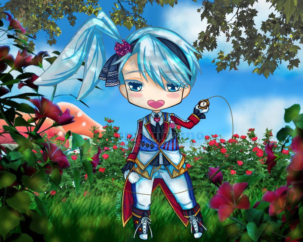YoI - Wonderland by Umi-Mizuno