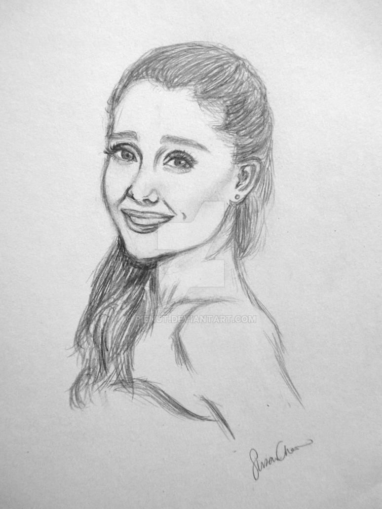 Ariana Grande By Pienut On DeviantArt