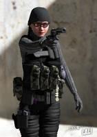 Tactical Lali 1 by erogenesisCGI