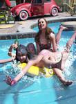 Pool Party... 7 by erogenesisCGI