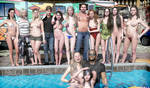 Pool Party... 125 by erogenesisCGI