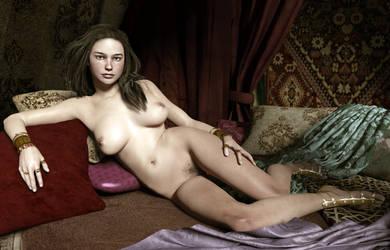 Rebecca by erogenesisCGI